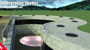 Free Storm/Fire Shelter Design