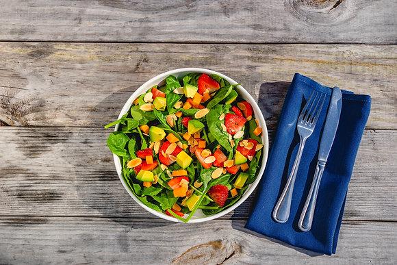 PALEO Spinach Salad