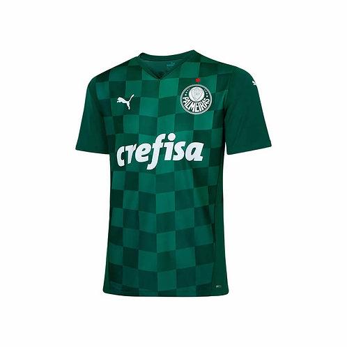 Camisa Palmeiras I 2021/22 Torcedor