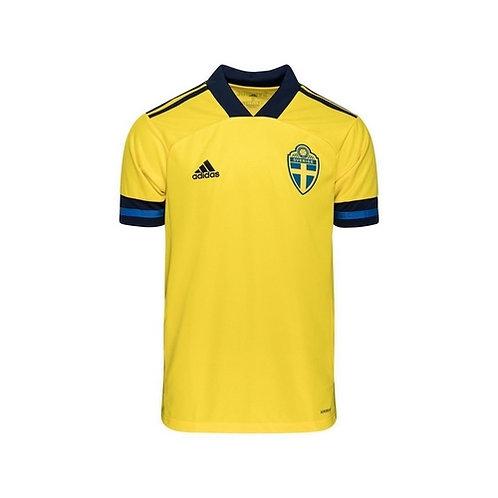 Camisa Suécia I 2020/21 Torcedor