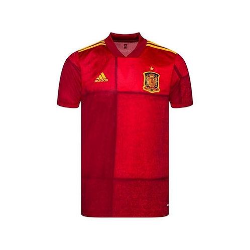Camisa Espanha I 2020/21 Torcedor