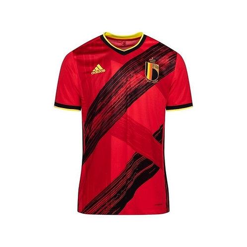 Camisa Bélgica I 2020/21 Torcedor