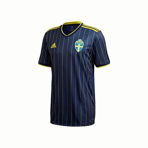 Camisa Suécia II 2021/22 Torcedor