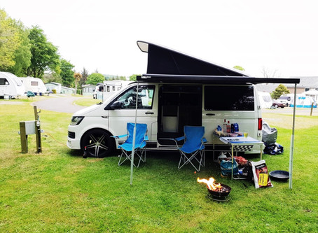 Campervan hire in the heart of Yorkshire