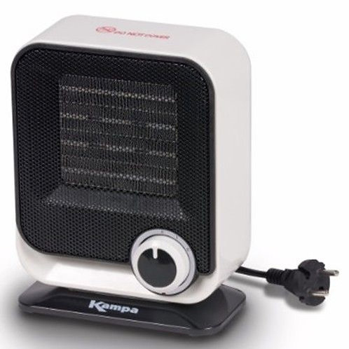 Kampa Diddy Portable Heater Low Wattage Ideal for Campers