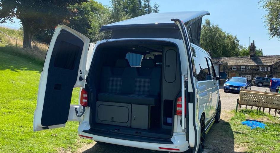 Volkswagen Transporter T6 Campervan for sale