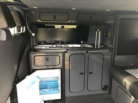 Halifax campervan conversions and hire