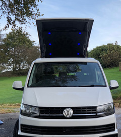 Halifax Campervan slimline pop top roof supplied and fitted from £2800