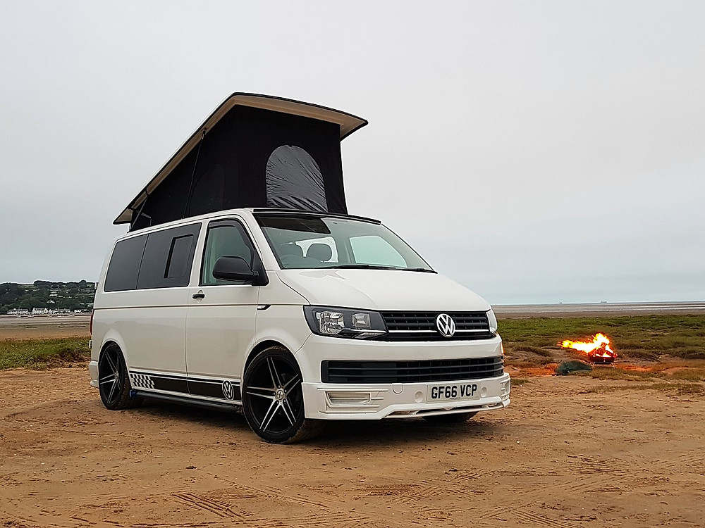 VW Transpoter T6 hire