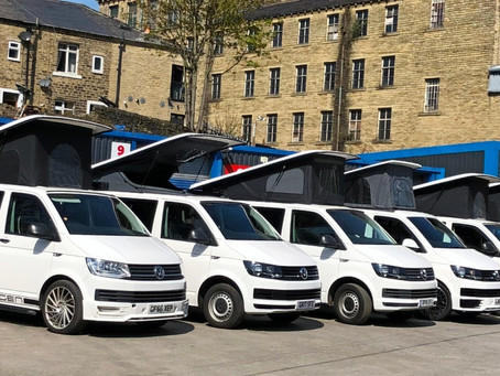Halifax Campervan Hire and Covid 19