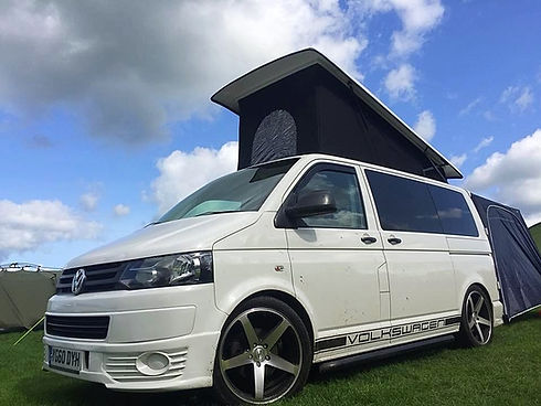 Sunbeam VW T5 Halifax Campervan Hire