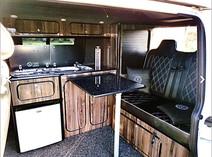 Halifax campervan conversions