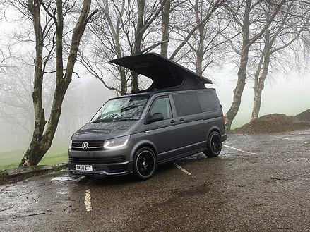 Halifax Campervan Indium Grey VW sale va