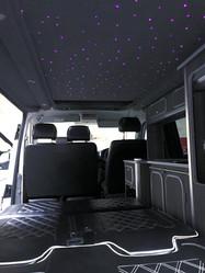 Halifax campervans starry night ceiling