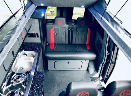 Volkswagen Transporter T5 T6 Campervans