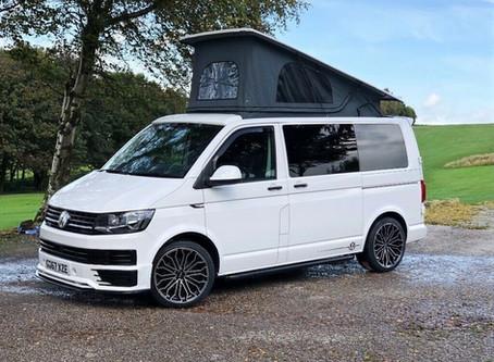 For Sale Volkswagen T6 campervan
