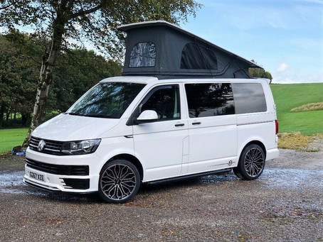 For Sale Volkswagen T6 campervan