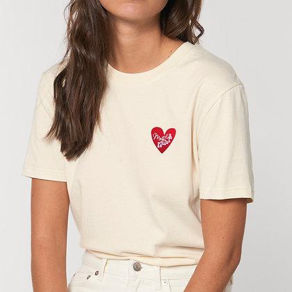 T-shirt ecusson Mother Power 2