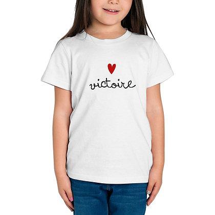 T-shirt Prénom
