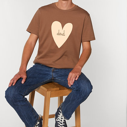 T-shirt unisexe big love