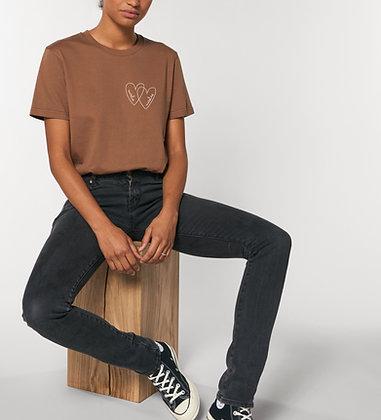 T-shirt unisexe doublelove