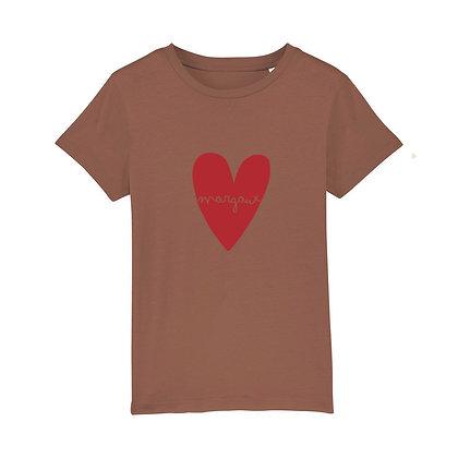 T-shirt enfant Big Love