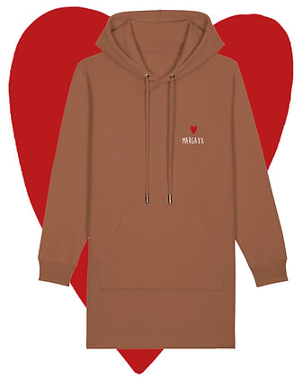 Robe Hoodie AMOUR