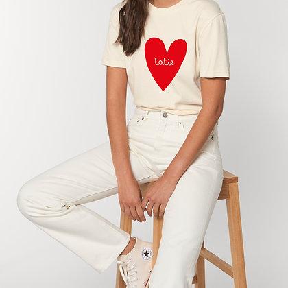 T-shirt unisexe big love