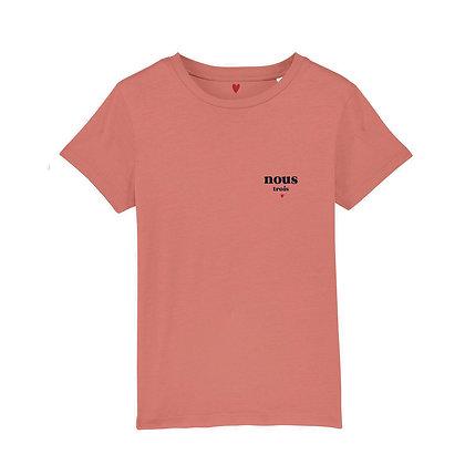 T-shirt enfant Nous