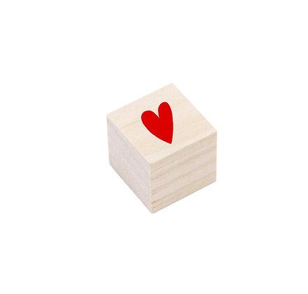 Cube coeur
