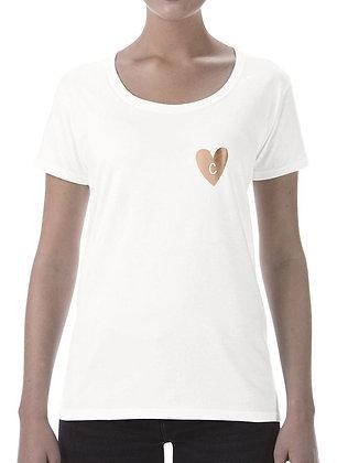 T-shirt femme - ABC