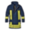 Parka pompier en nomex