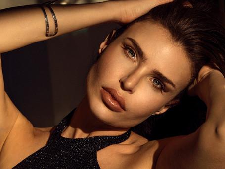 Model: Julia Lescova Photographer: Noah Nash