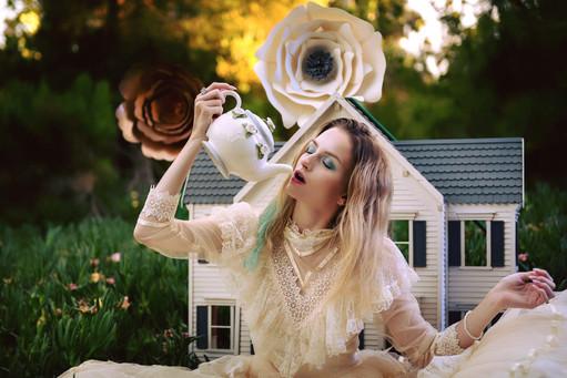 Model- Zoe Birdsell Photographer- Senthil Kumar