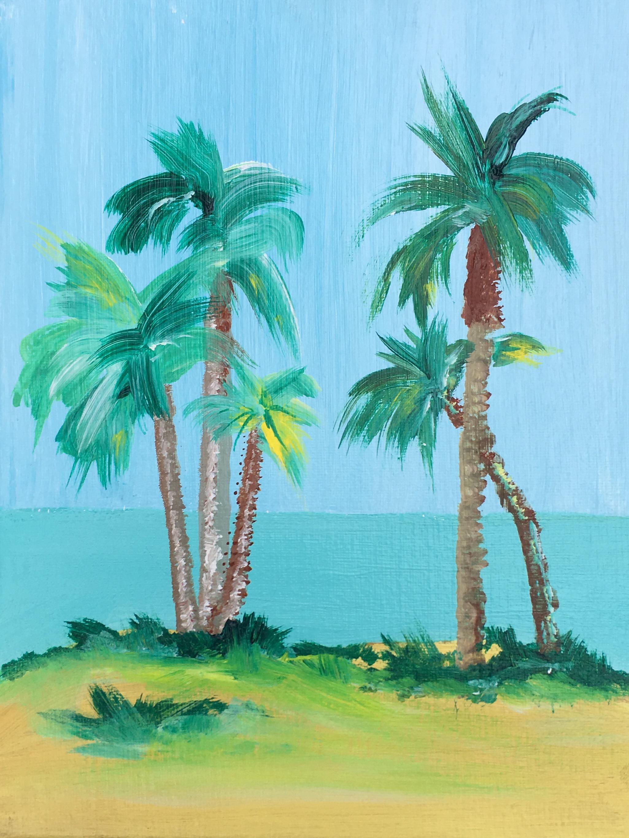 Palms at Heisler Park