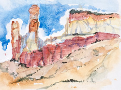 Travel Journal Ghost Ranch