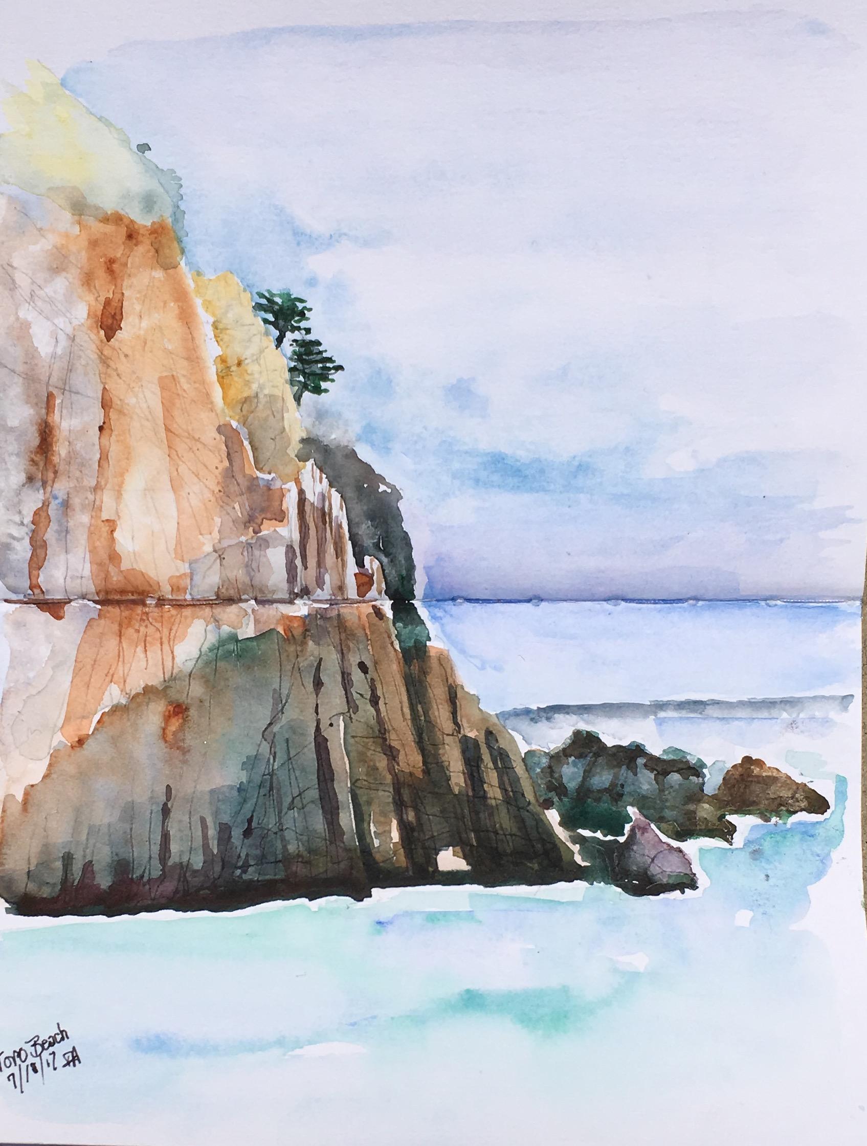 El Morro Beach