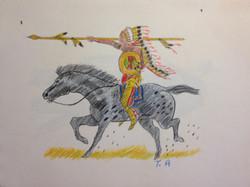 Native American Series #2