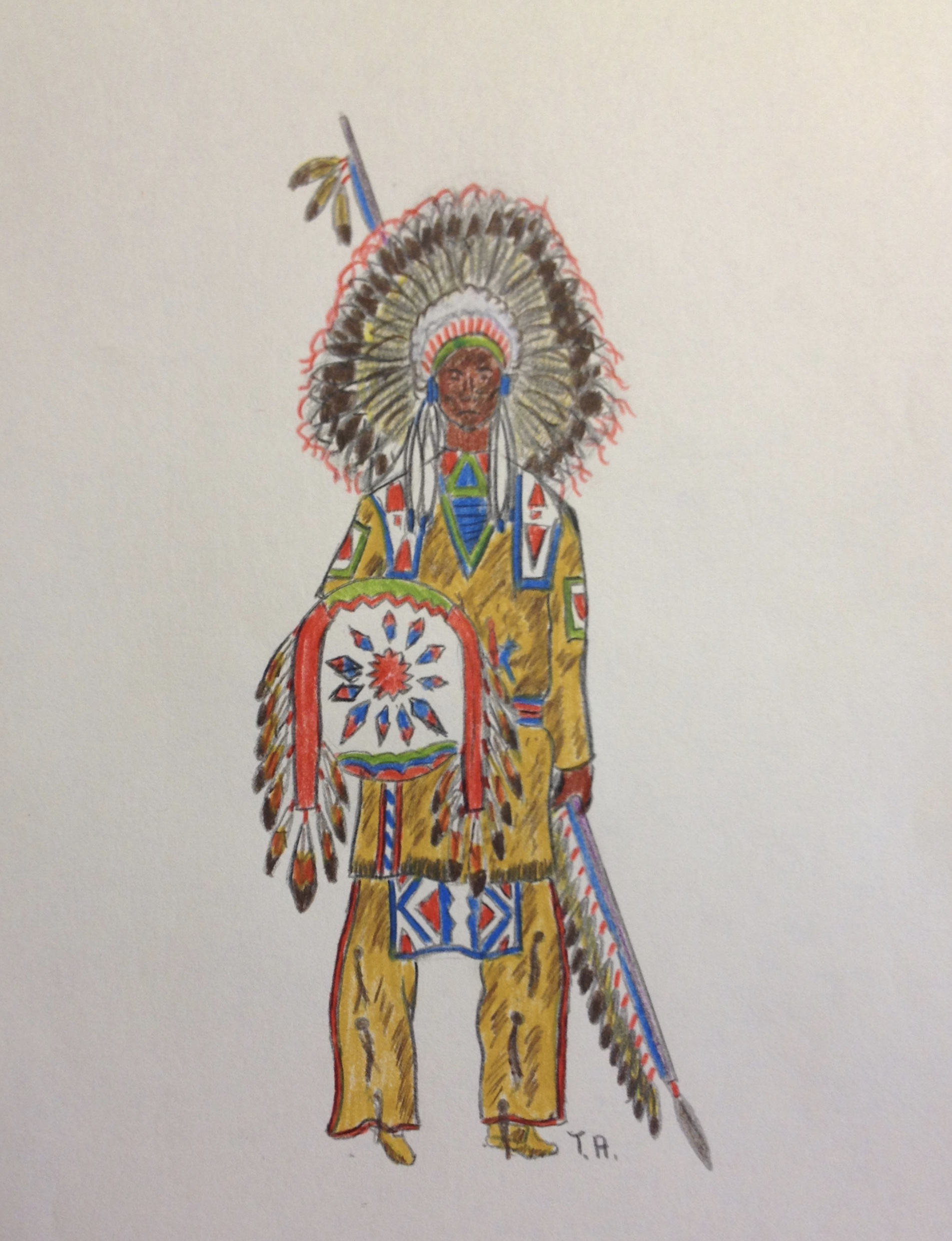 Native American Series #1