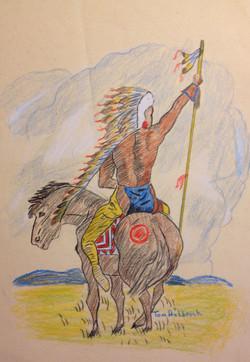 Native American Series #4