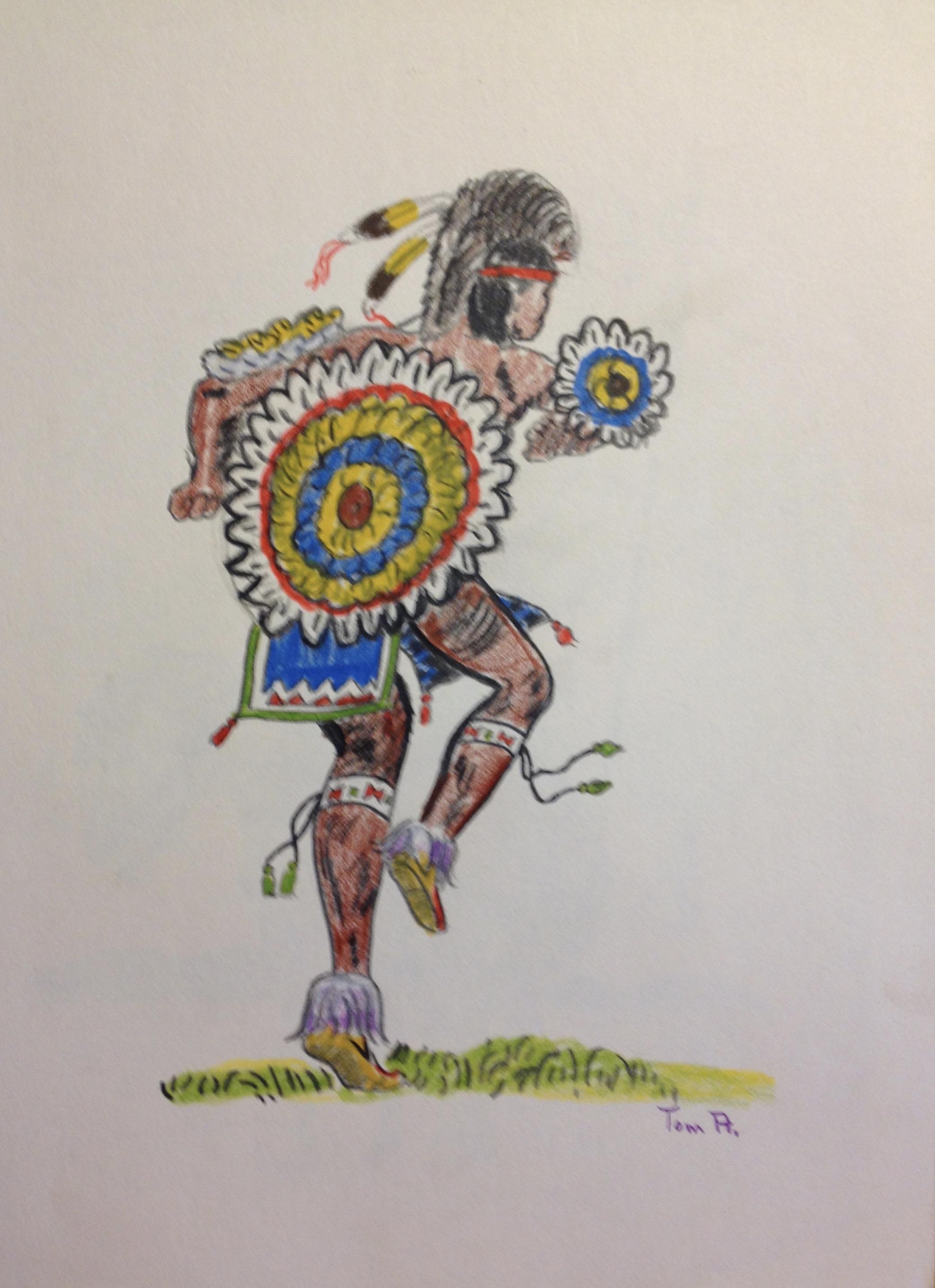 Native American Series #3
