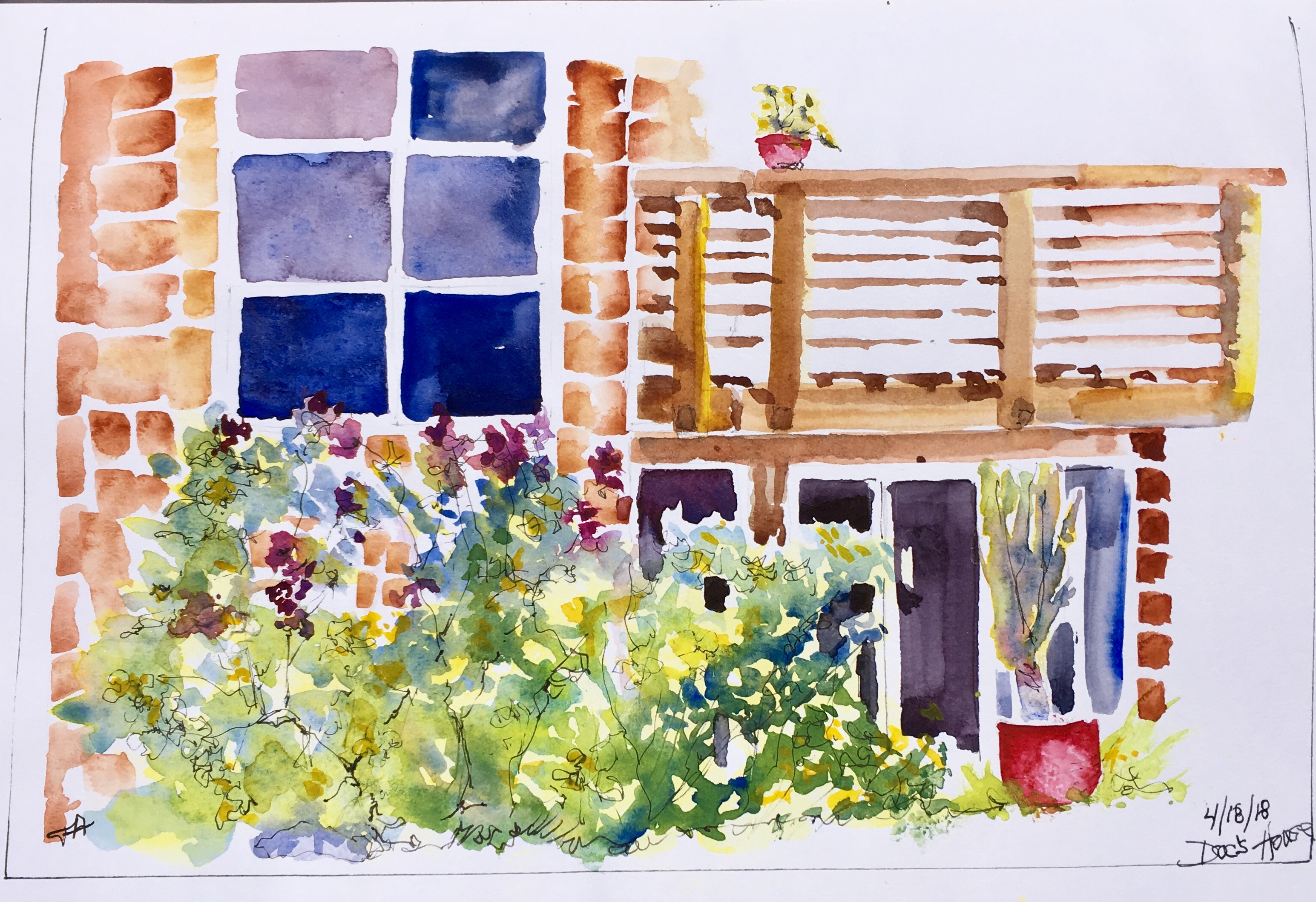 Arne's Deck #2