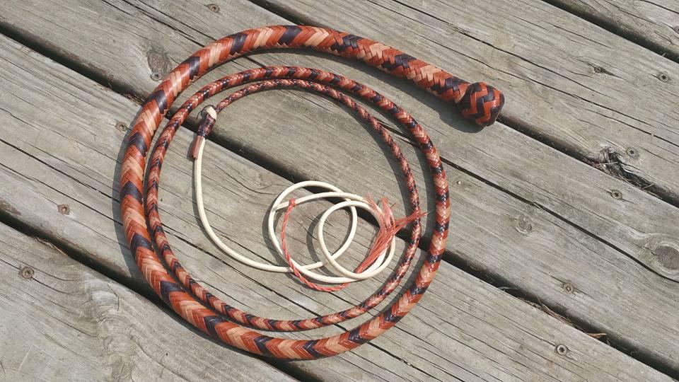 6' 16 Plait Snakewhip