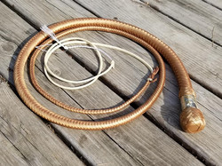 6' 12 Plait Whip of Truth Snakewhip