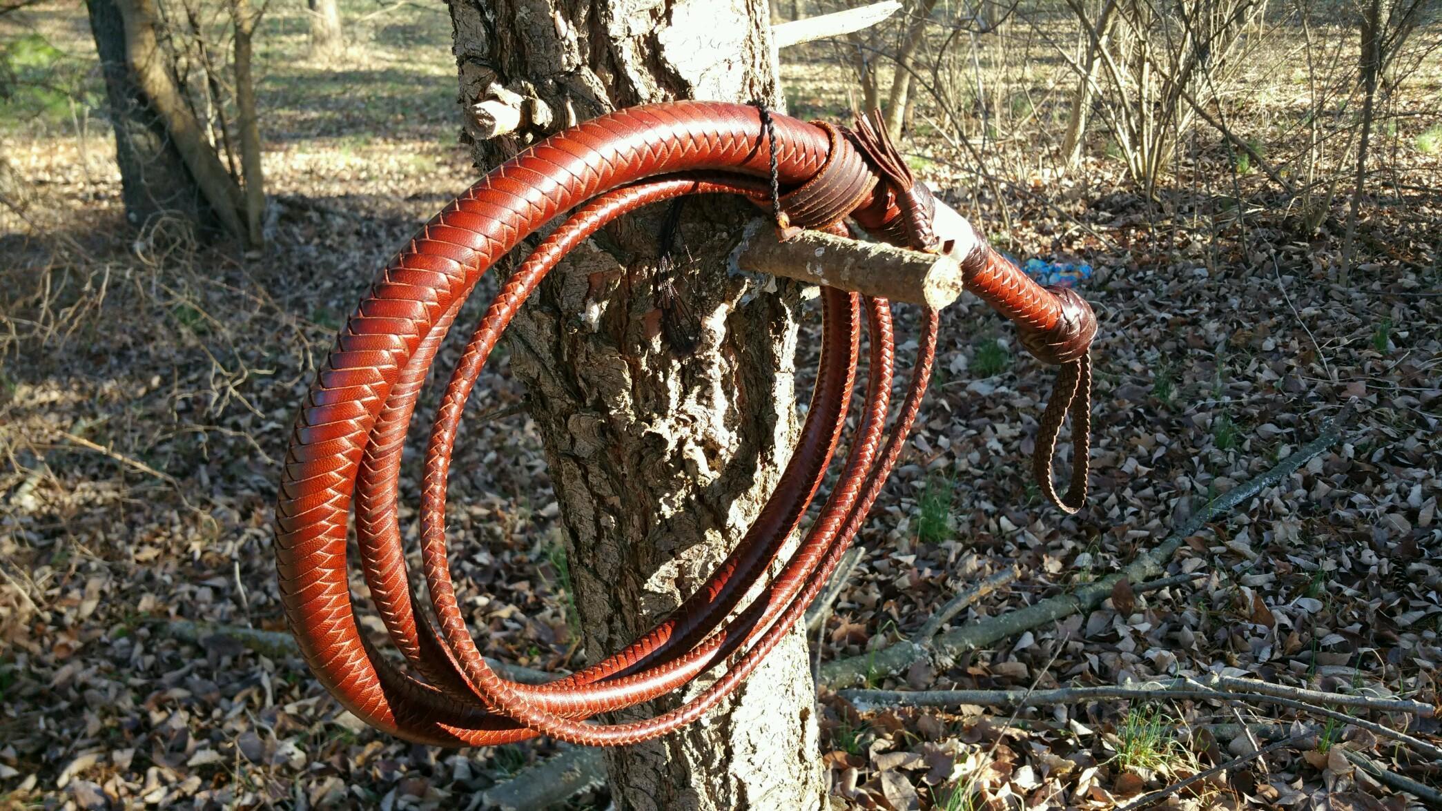 8' 12 Plait Snake Ferrule