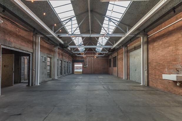 empty atrium
