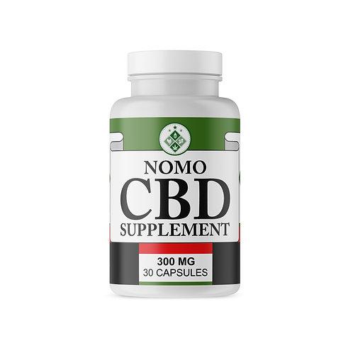 NoMo CBD Supplement - 300mg