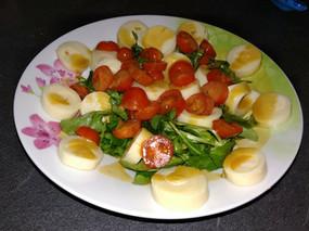 Salade de cœur de palmier