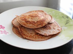 Pancakes hyper protéinés