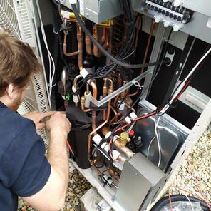 Montáž elektroinstalace k tepelnému čerp